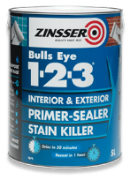 Zinsser BULLSEYE Water Base Primer Sealer